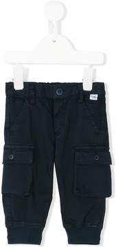 Il Gufo cargo-style trousers