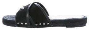 Opening Ceremony Espadrille Slide Sandals