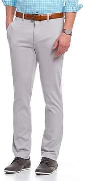 Daniel Cremieux Thompson Slim-Fit Flat-Front Twill Chino Pants
