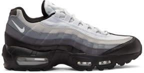 Nike Black and Grey Air Max 95 Essential Sneakers