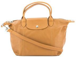 Longchamp Beige Metis Leather Le Pliage Cuir Bag - ONE COLOR - STYLE