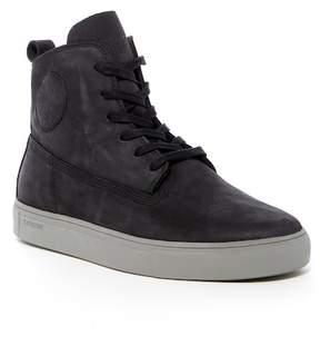 Blackstone High Top Nubuck Sneaker