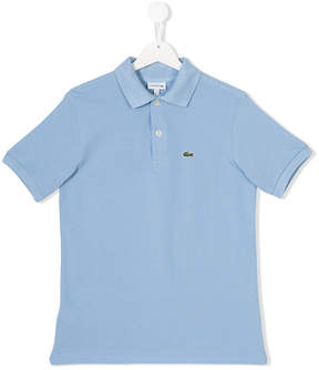 Lacoste Kids Teen short sleeve polo shirt