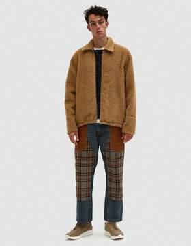 Junya Watanabe Levi's Cotton Denim Treated Wool