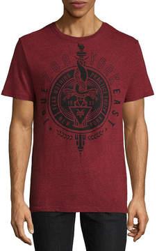 Zoo York Short Sleeve Logo Logo Graphic T-Shirt