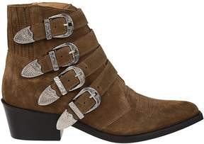 Toga Pulla Four Buckle Ankle Boots