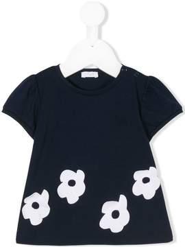 Il Gufo flower patch T-shirt