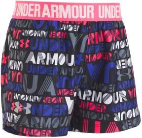 Under Armour Girls 4-6x Woodmark Shorts