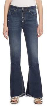 Each X Other Hybrid Flare Cotton Jeans