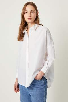 French Connenction Ashta Rhodes Poplin Shirt