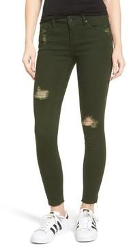 Articles of Society Women's Sarah Released Hem Skinny Jeans