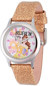 Disney Belle Girls' Stainless Steel Watch