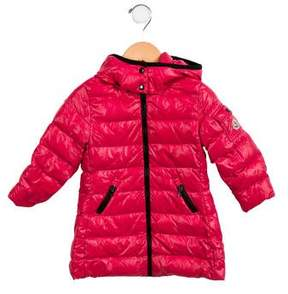 Moncler Girls' Moka Puffer Coat