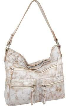Nino Bossi Gaynor Leather Shoulder Bag (Women's)