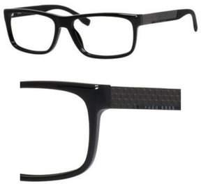 HUGO BOSS Eyeglasses Boss Black 643 0HXE Carbon