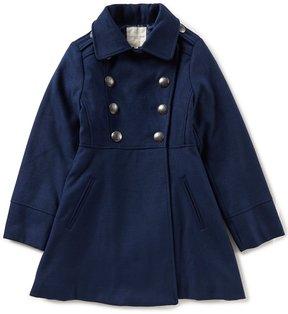 Copper Key Big Girls 7-16 Military Coat