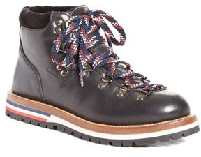 Moncler Women's Blanche Lace-Up Boot
