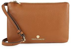 Vince Camuto Women's Samba Textured Leather Clutch