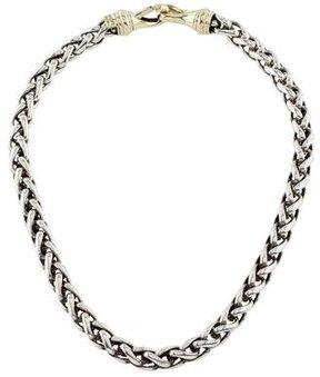 David Yurman Wheat Chain Necklace