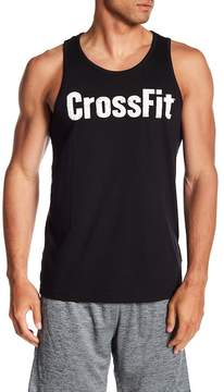 Reebok Cross Fit Logo Tank Top