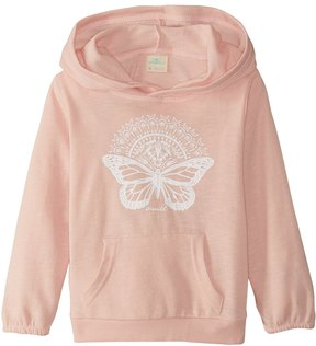 O'Neill Girls' Rigby Pullover Hooded Fleece (2T6) - 8163939
