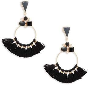 Atelier Mon Women's Veronica Chandelier Tassel Earrings