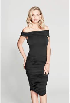 GUESS Maran Off-The-Shoulder Dress