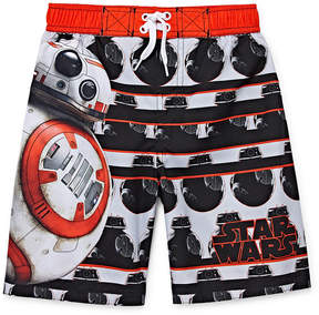 Star Wars LICENSED PROPERTIES Swim Trunks - Boys 4-7