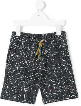 Paul Smith printed shorts