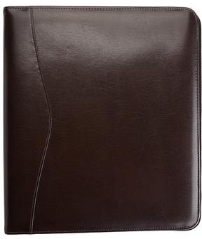 Royce Leather Binder Document Organizer
