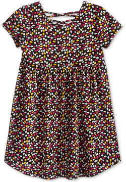 Epic Threads Petal Print Dress, Little Girls (4-6X), Created for Macy's