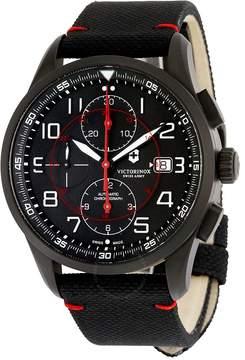 Victorinox Airboss Black Edition Automatic Chronograph Men's Watch