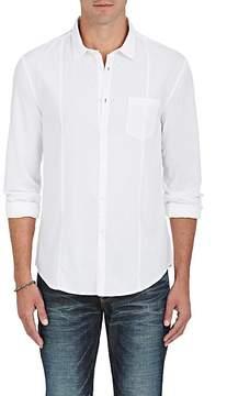 John Varvatos Men's Striped Cotton Slim-Fit Shirt