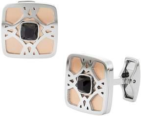 DAY Birger et Mikkelsen Kohl's Men's Two Tone Stainless Steel Cuff Links
