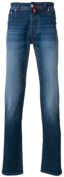 Jacob Cohen faded effect jeans