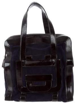 Pierre Hardy Bicolor Square Bag