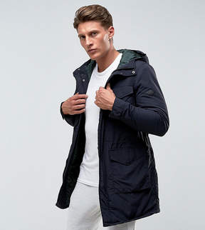 ONLY & SONS Parka with Quilted Lining