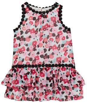 Kate Spade bloomeing floral dress (Toddler Girls)