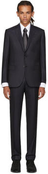 Brioni Navy Madison Suit