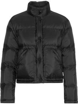 Prada - Quilted Down Jacket - Black