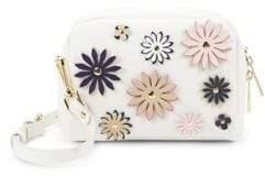 Isaac Mizrahi IMNYC Floral Mini Crossbody