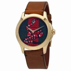 Gucci G-Timeless Le Marche Des Merveilles Watch YA1264012