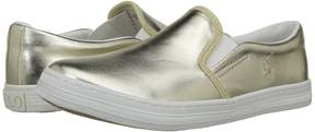 Polo Ralph Lauren Benton II Girl's Shoes