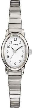 Timex Women's T21902 Silver Stainless-Steel Quartz Watch