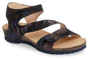 Think! Women's 'Dumia' Three Strap Sandal