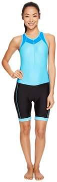 2XU X-Vent Front Zip Trisuit
