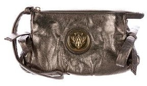 Gucci Leather Hysteria Clutch - BROWN - STYLE