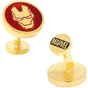 Marvel Iron Man Mask Cuff Links
