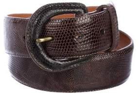 Polo Ralph Lauren Lizard Belt