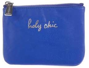 Rebecca Minkoff Holy Chic Pouch - BLUE - STYLE